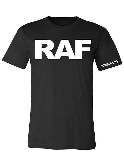 RAF Tee - Black