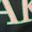 Thumbnail: BLACK AKA Peplum Chenille Hoodie