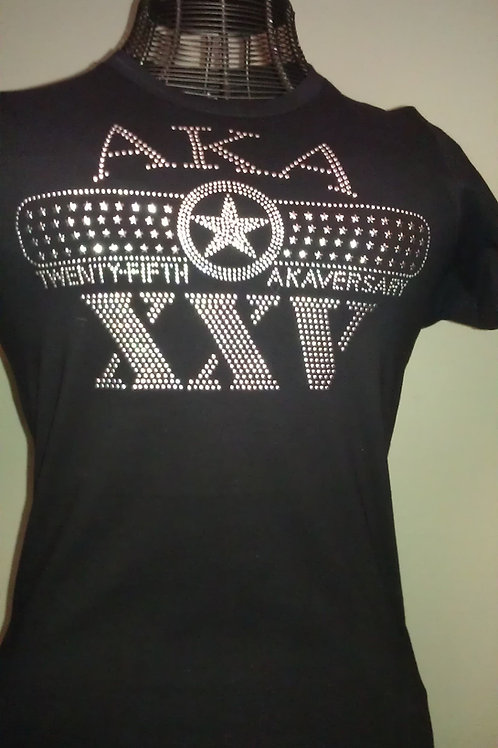 25TH EDITION - SILVER STAR TEE