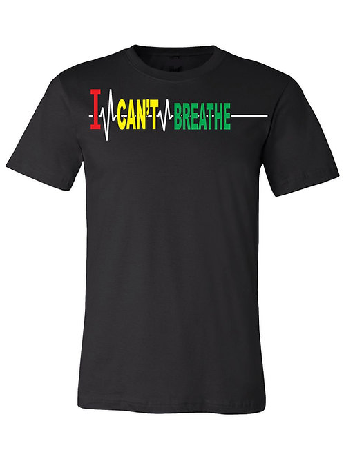 I CAN'T BREATHE....Tribute Tee (Men's)