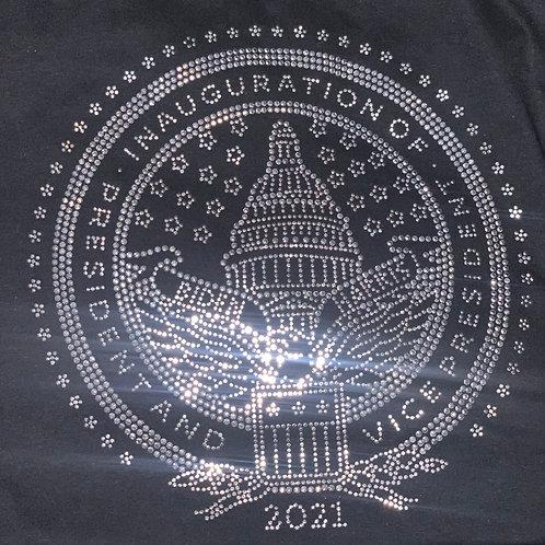 Inauguration 2021 Shirt -Silver