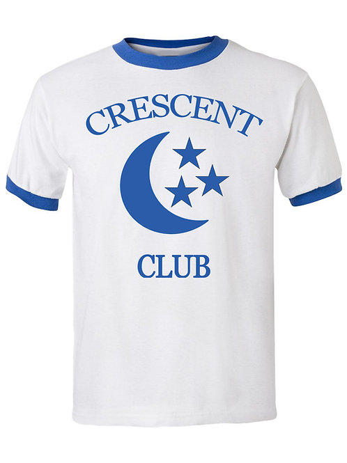 Crescent Club Tee