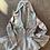Thumbnail: Peplum Varsity Sweater-AKA Gray