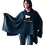 Thumbnail: NCBW Poncho-BLACK