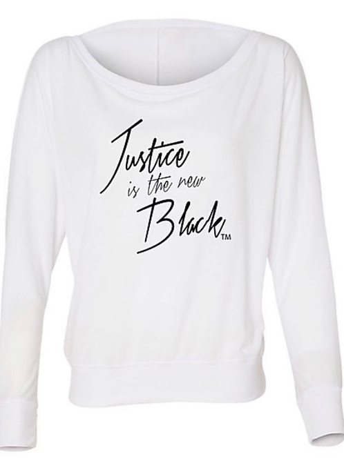 Justice is the New Black Dolman