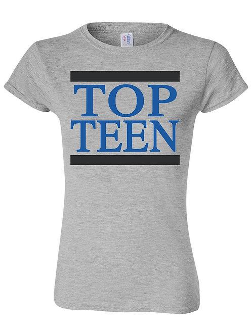 Top Teen Old School Tee - Juniors