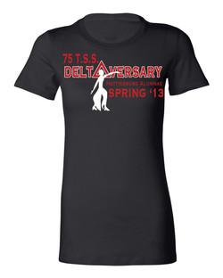 DELTAversary shirts