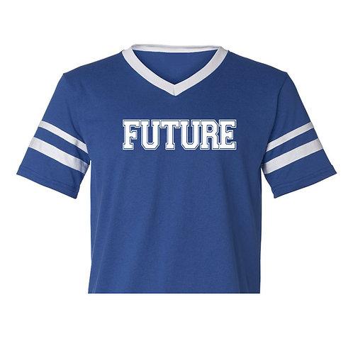 FUTURE Varsity Tee - Blue