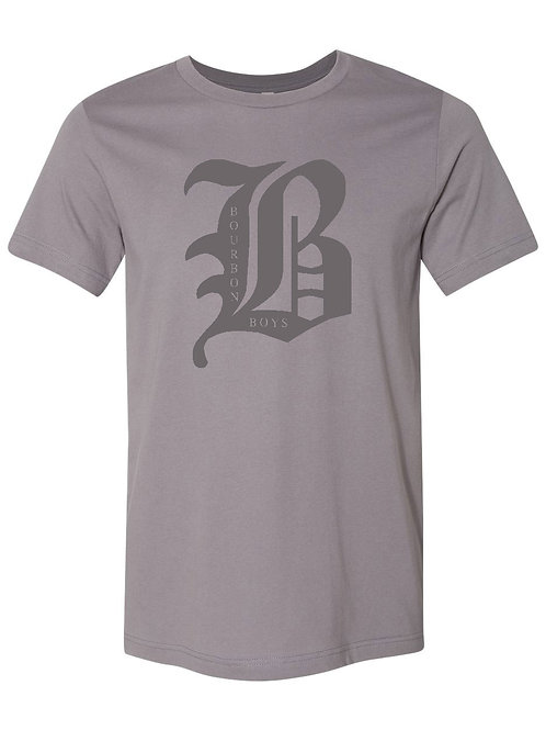 Bourbon Boys TM Tee - Grey