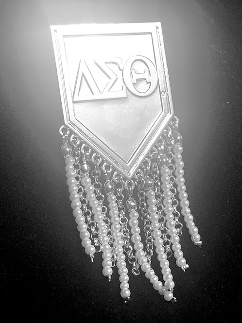 Pearled Pin - Delta
