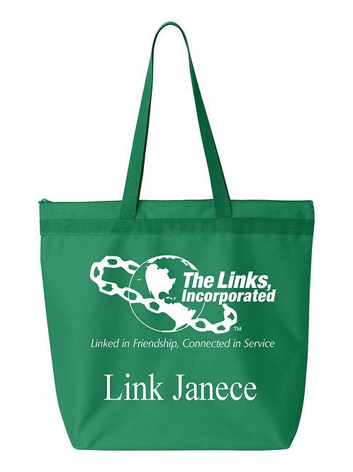 Custom Links Tote Bag