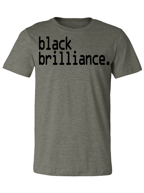 black brilliance tee -Men's