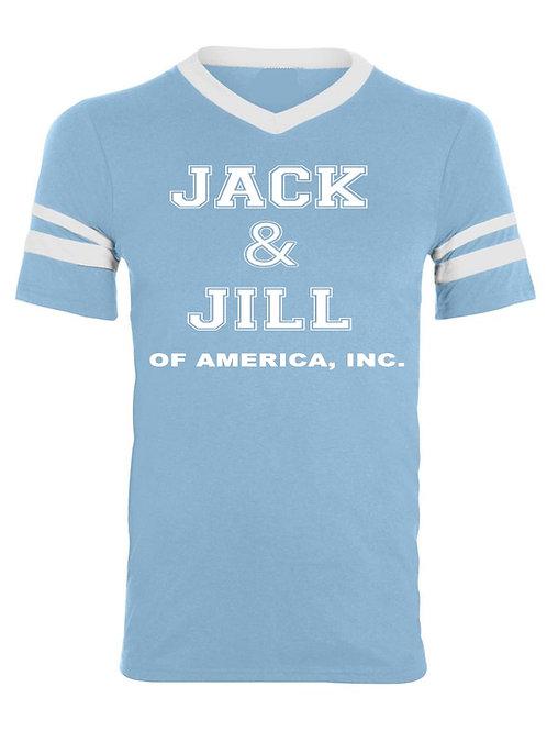 Jack and Jill - Youth Varsity Tee