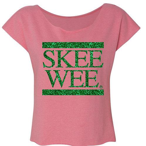 Skee Wee Cropped Tshirt