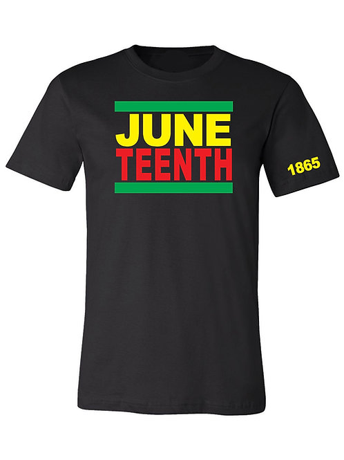 JUNETEENTH 1865 tee-MENS
