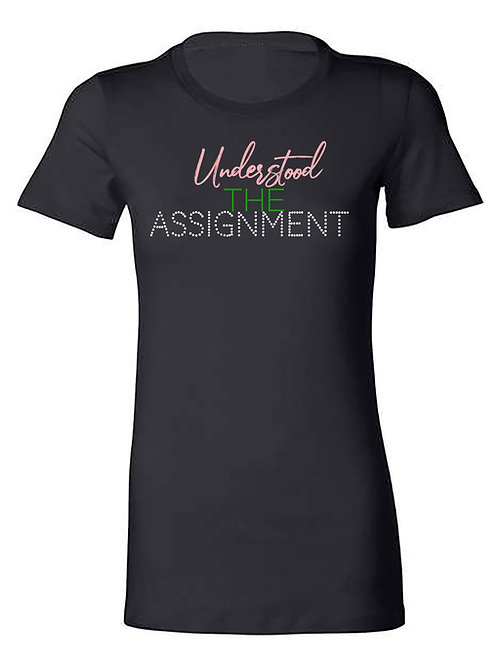 UNDERSTOOD the Assignment-PG PREORDER