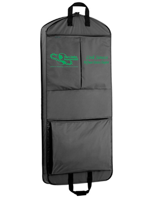 PERSONALIZED GARMENT BAG-LINKS