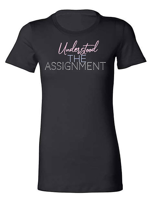 UNDERSTOOD the Assignment-JJ PREORDER