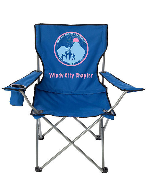 Windy City LAWN CHAIR-PERSONALIZED
