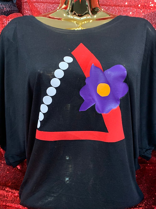 Violets are Forever Tee