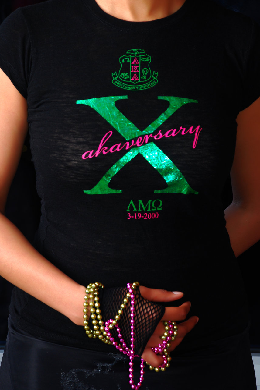 10th AKAversary Tee