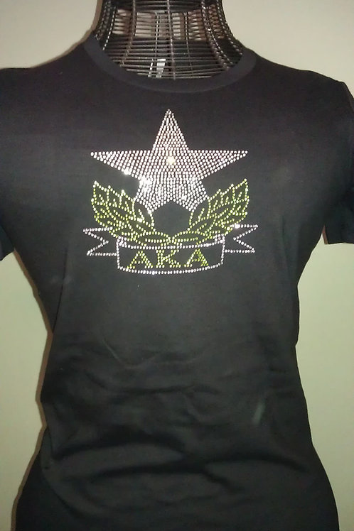 SILVER STAR LABEL TEE