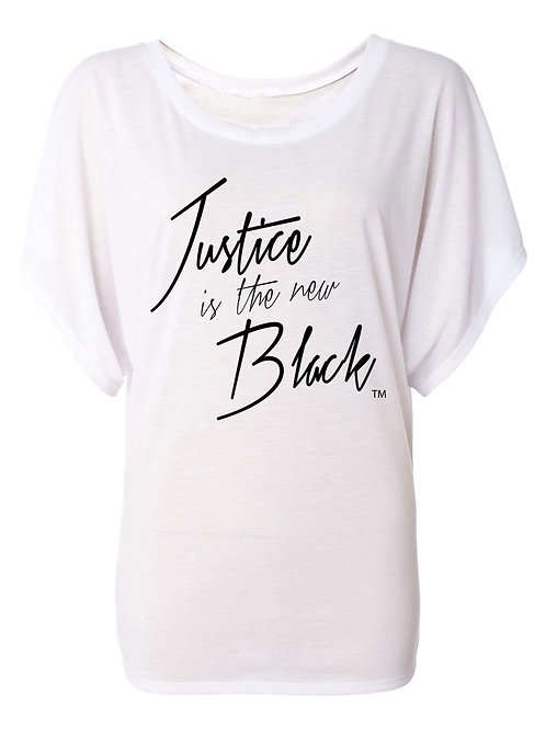 Justice is the New Black Batwing