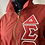 Thumbnail: Peplum Line Jacket - ΔΣΘ red
