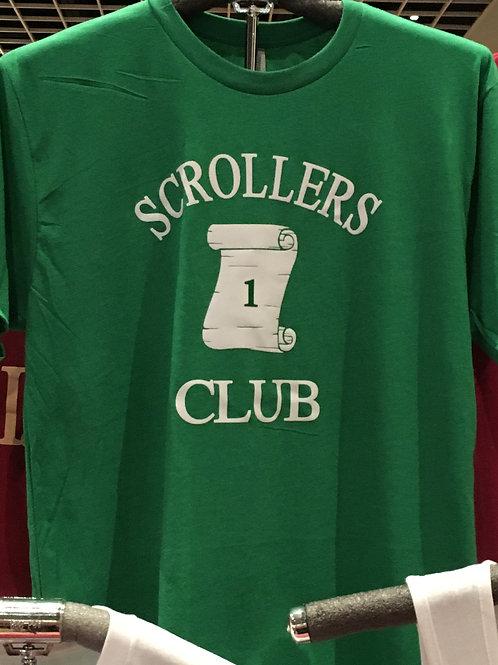 Scrollers Club Tee