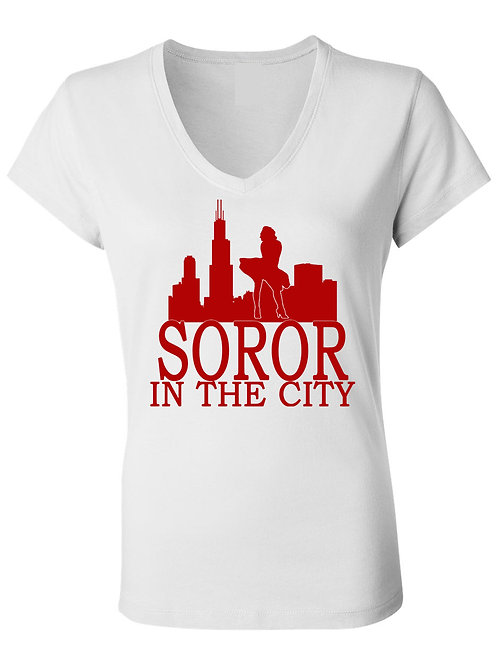 SOROR IN THE CITY 2014 D-EDITION