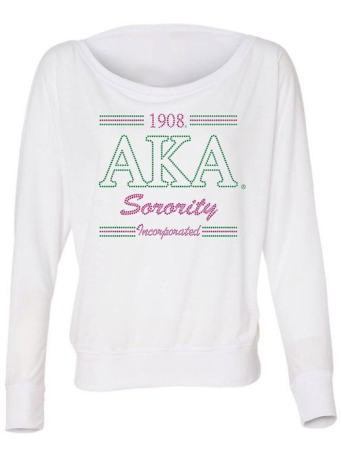 AKA 1908 Off the Shoulder Tee