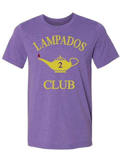 Lampados Club Vintage Tee
