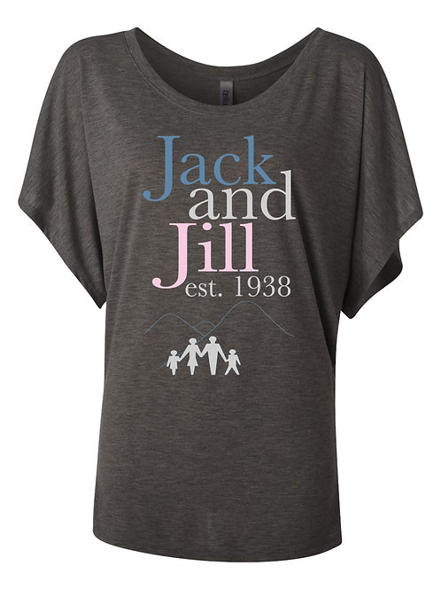 Jack and Jill Hills Tee
