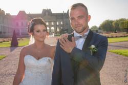Mariage à Luneville (Meurthe-et-Moselle)
