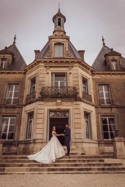 Mariage au chateau de Thillombois (Meuse)