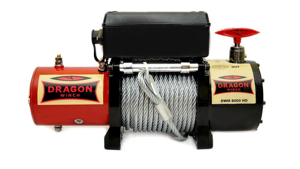 VERRICELLO DRAGONWINCH DWM8000HD