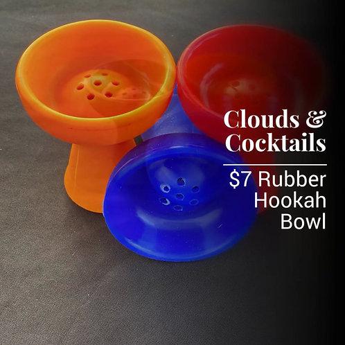 Rubber Hookah Bowl