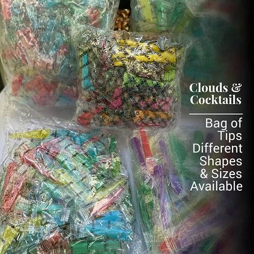 Bag of Plastic Tips