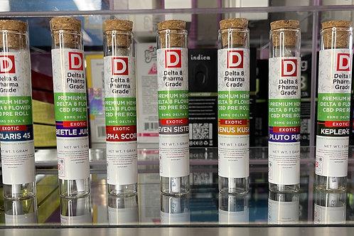Delta8 Pharmagrade Exotic PreRolls