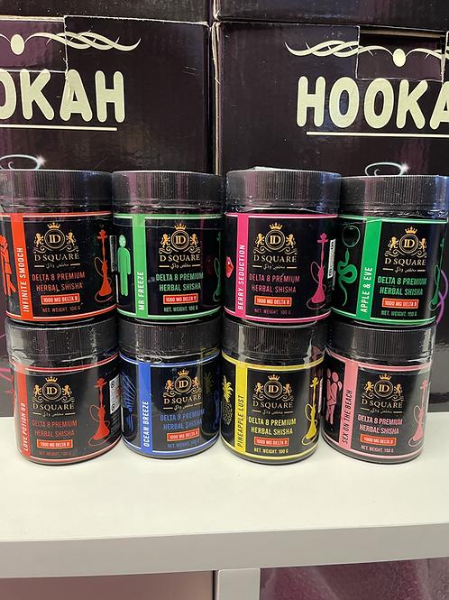 Delta8 THC Herbal Shisha