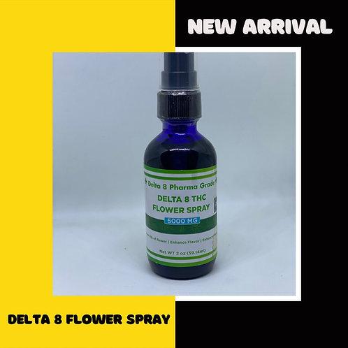 Delta 8 Flower Spray