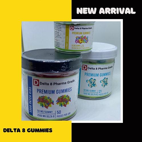Delta 8 Gummy