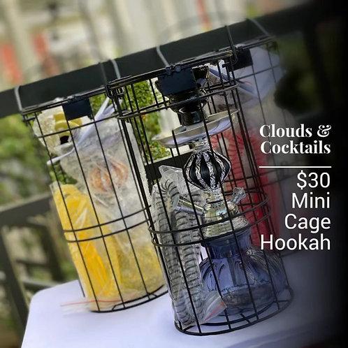 Mini Cage Hookah