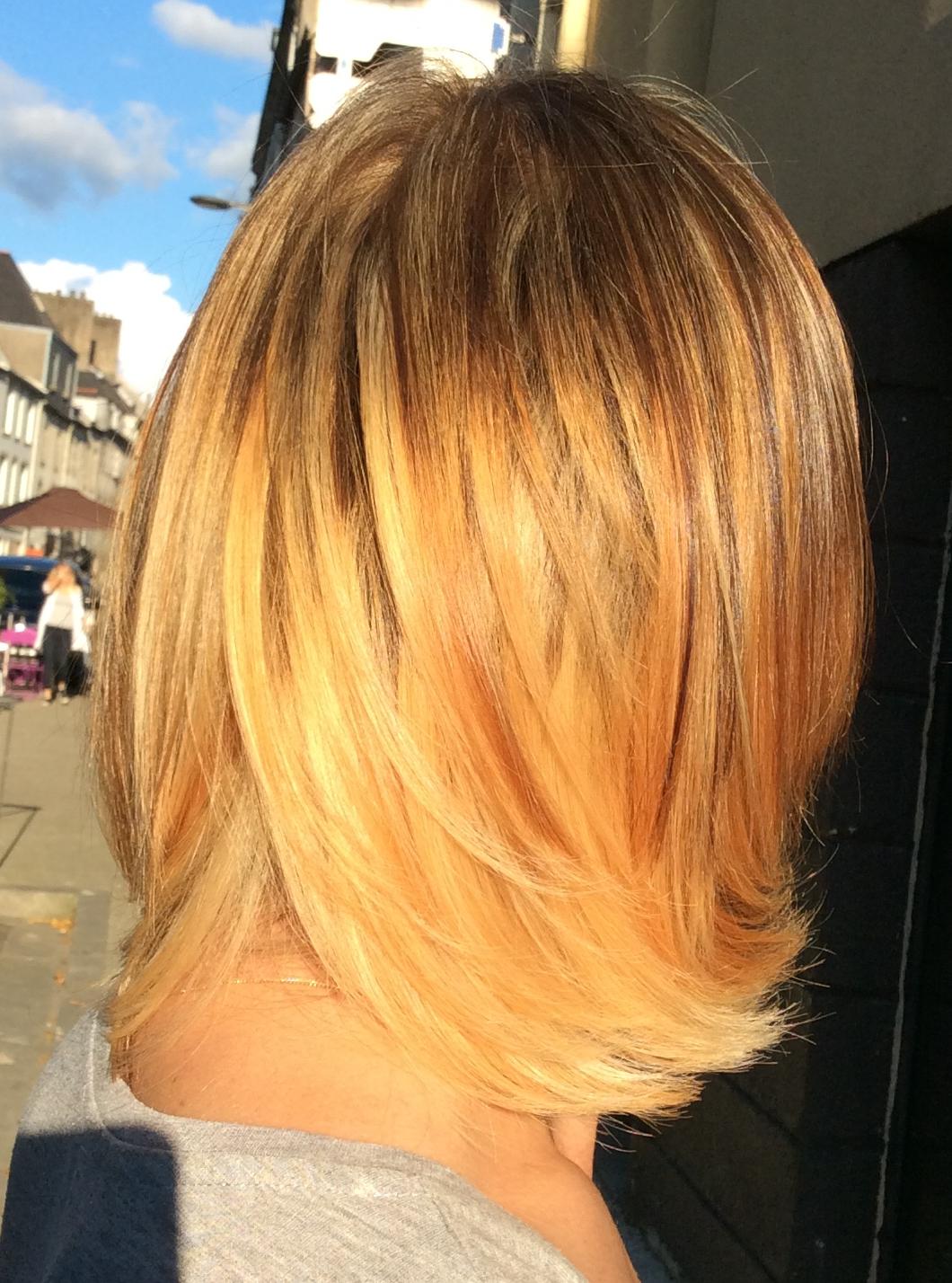 Salon de coiffure Rêves de Couleurs Coiffeur Quimper Couleur ...