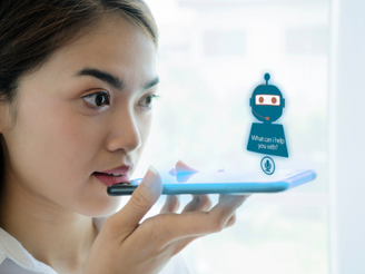 Submit some samples of your voice and AI will be able to speak exactly as you - what could go wrong?