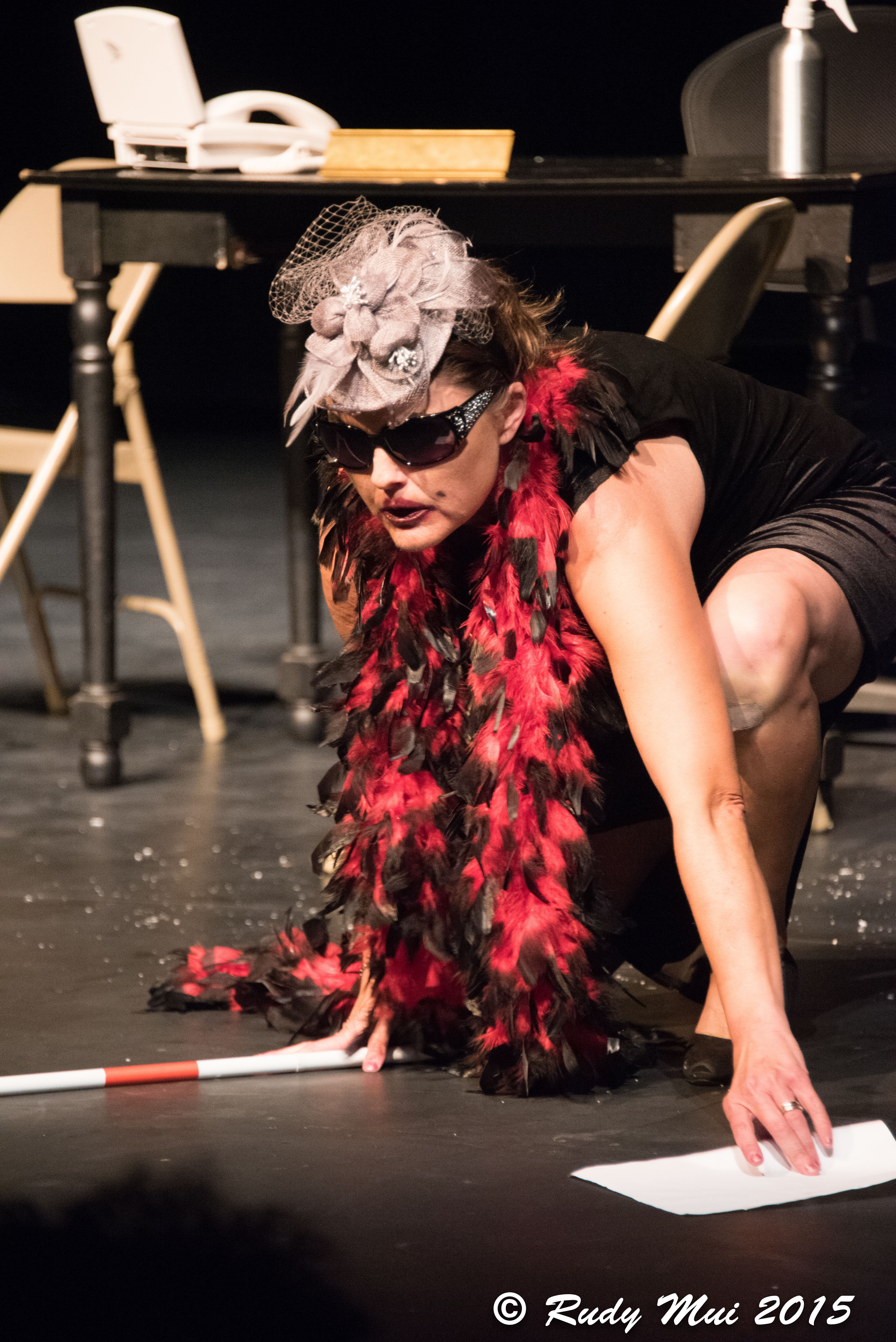 Rachel Brownhill in Color Blind