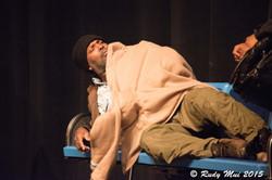 Rickey Davis in State