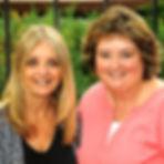 Laurel Lagoni and Debby Morehead