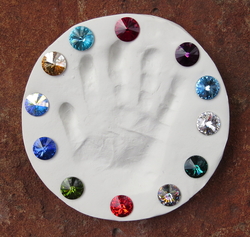 Birthstone Charms in Print