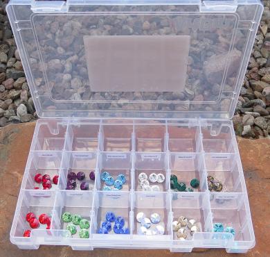 Gemstone Charms Starter Kit